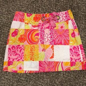 Women's Lilly Pulitzer skirt